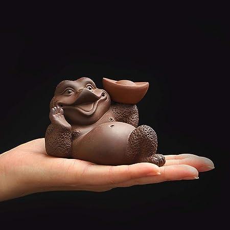 Accesorios para juegos de té Zisha té decoración para mascotas mesa de té mesa de té