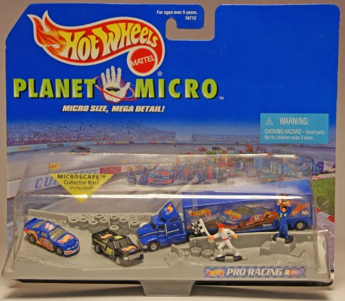 Hot Wheels Pro Racing 1/4 Series 1 - Hot Wheels Planet Micro
