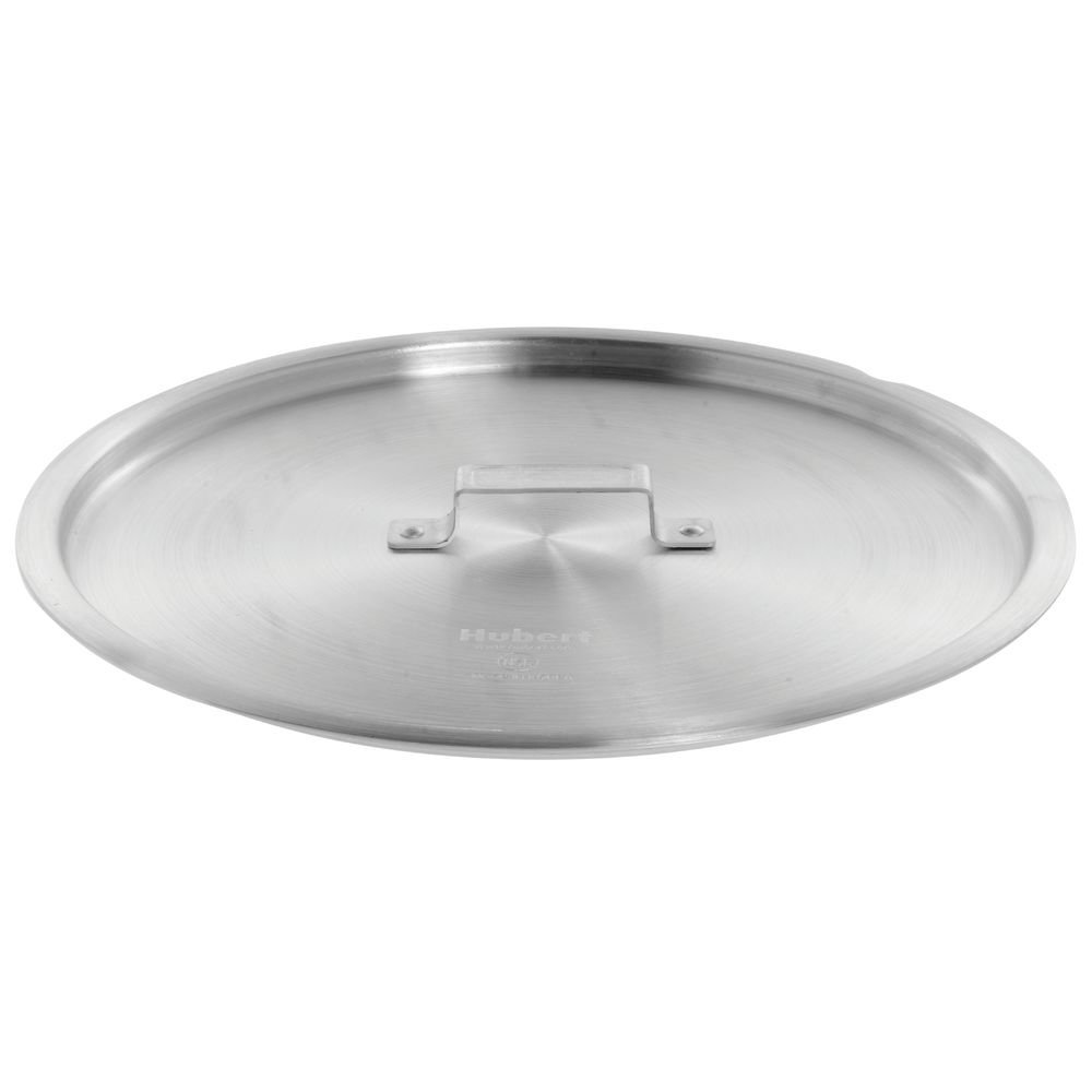 HUBERT Aluminum Lid Cover for 18 Quart Brazier - 16 1/2 Dia