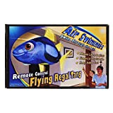 Air Swimmers Infra-Red Remote Control Inflatable Flying Royal Blue and Yellow Regal Tang