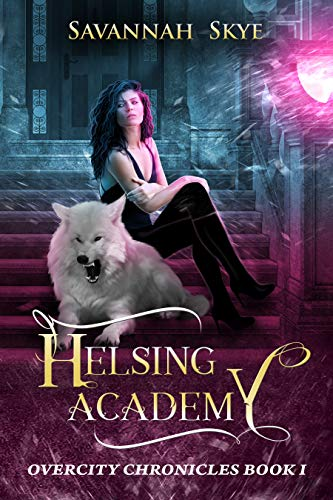 Helsing Academy by Savannah Skye ebook deal
