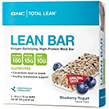 GNC Total Lean Lean Protein Bar - Blueberry Yogurt 5 Bars