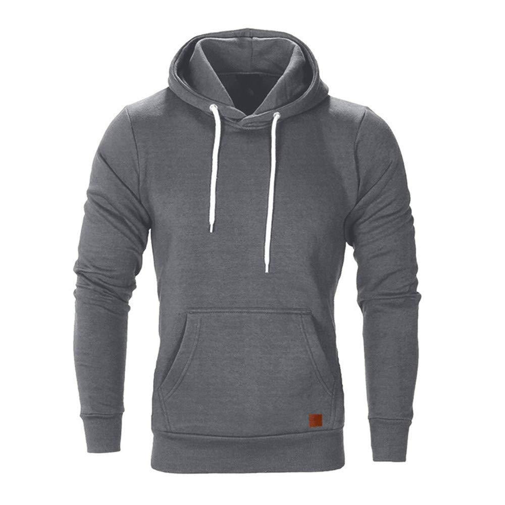 Men Shirt Long Sleeve Big Size Men Hooded Sweatshirts Streetwear Hip Hop Men Hoodie Sweatshirt,DG,XL,United States