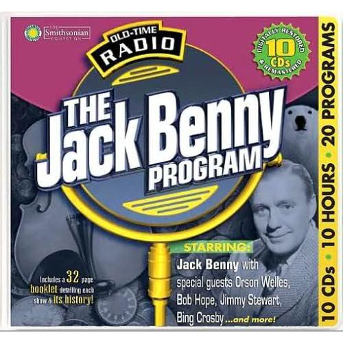 Jack Benny Program (10-Hour Collections) Radio Spirits