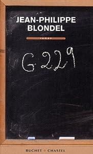 vignette de 'G229 (Jean-Philippe Blondel)'
