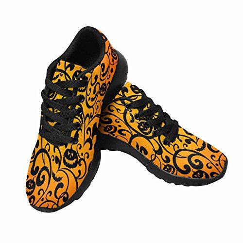 Women's Walking Multi Running Easy 6 Shoes InterestPrint Sneaker Go wPqXgqU