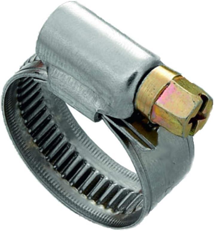 Edelstahl W4 Schlauchschellen 12 mm 25-40 mm