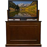 "Touchstone 72008 Elevate TV Lift Cabinet – 50""-Wide Television Stand Wood – Espresso"