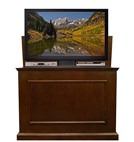 "Touchstone 72008 Elevate TV Lift Cabinet – 50""-Wide Television Stand Wood – Espresso by Touchstone"