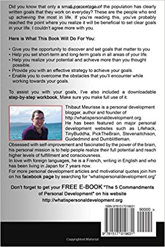 Goal Setting: The Ultimate Guide To Achieving Goals That Truly ...