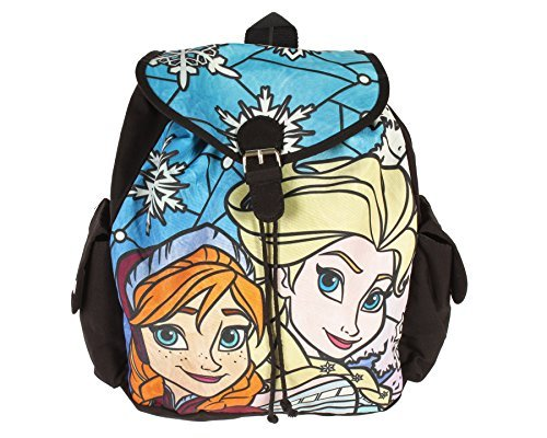 Disney Frozen Stained Glass Slouch