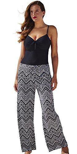 swimsuitsforall Women's Plus Size Marzaz Beach Pant 18 / 20 Multi
