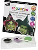 Home And Leisure Online New Snazaroo Witch Makeup Pack Halloween Face Paint