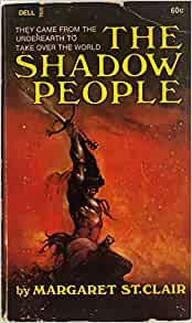 The shadow people: St. Clair, Margaret, Jones, Jeffrey: Amazon.com: Books