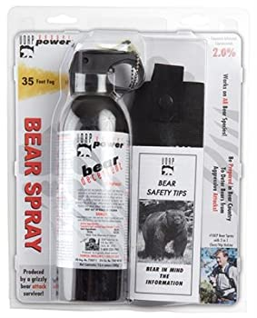 UDAP 18HP Super Magnum Bear Spray 13.4 Ounces