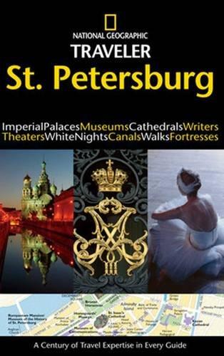 National Geographic Traveler: St. Petersburg
