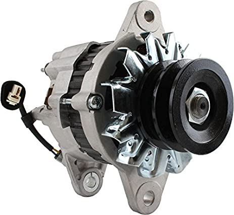 Amazoncom DB Electrical AMT New Volt Alternator For - Mitsubishi industrial engines