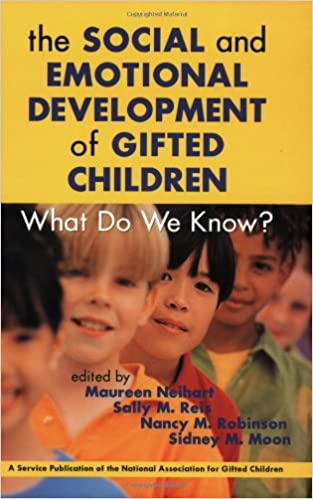 Why We Cant Have Social And Emotional >> Amazon Com The Social And Emotional Development Of Gifted Children