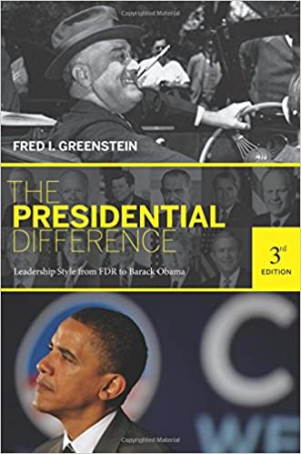 Image result for fred greenstein the presidential difference amazon