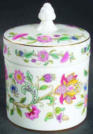 "Minton Haddon Hall 4"" Candy Box for sale  Delivered anywhere in USA"