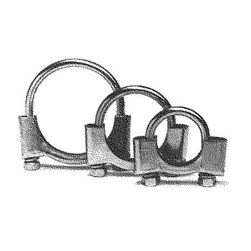 Bosal 250-950 Piezas de Montaje