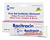 Bacitracin Zinc Ointment 1 Oz / 28 G (Pack of 4)