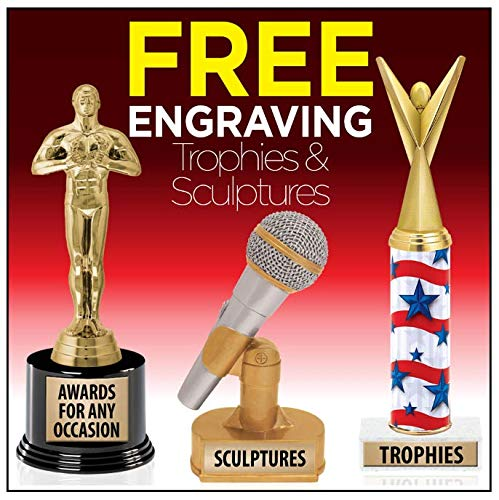 11 Red Tractor Trophies Customized Tractor Trophy Awards Prime