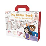 Lulu Jr. My Comic  Book Making Kit, Multicolor
