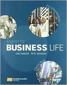 english for business life pre intermediate pdf