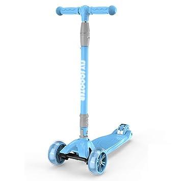 Patinetes de tres ruedas Scooter clásico Plegable para niños ...