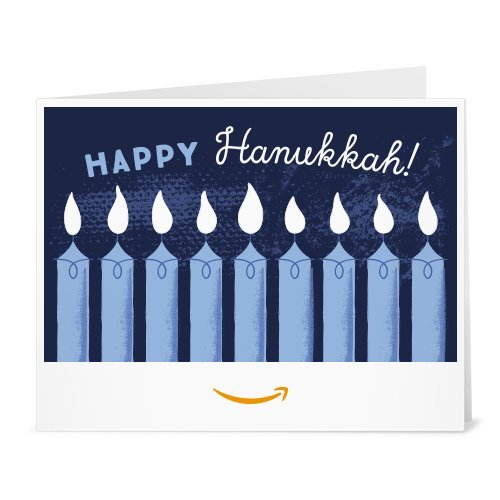 Hanukkah Candles - Print at Home