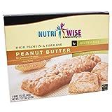 NutriWise - Divine Peanut Butter Protein Diet Bar