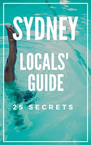 Travel guide for sydney australia.
