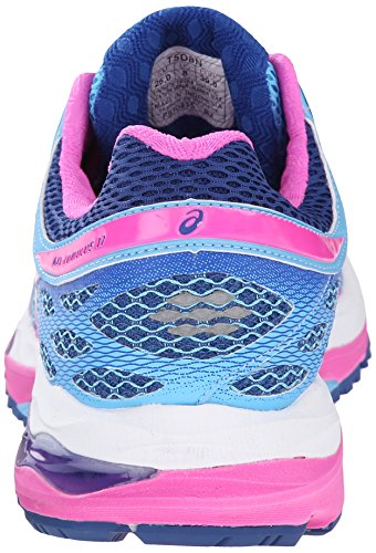 ASICS Women's Gel-Cumulus 17 Running Shoe Sky Blue/Pink Glow/Blue 2015 cheap price low cost for sale for nice online cheap sale big sale footaction sale online tyI2S