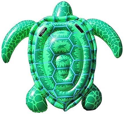 Amazon.com: Luckstar - Alfombrilla hinchable de tortuga ...
