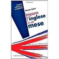 Impara l'inglese in un mese