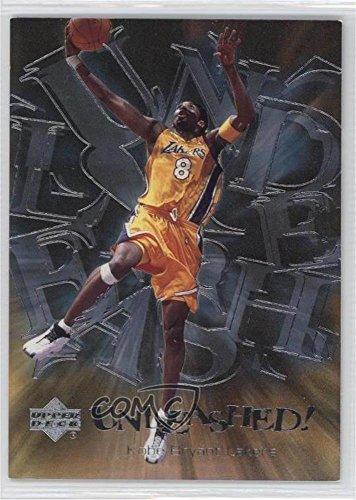 2000 Upper Deck Game Jersey - Kobe Bryant (Basketball Card) 2000-01 Upper Deck Game Jersey Edition - Unleashed! #U8