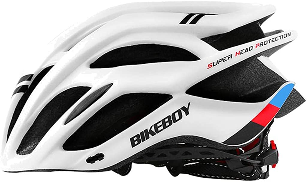 Cycling Helmet Adjustable Mountain Bike Sports Bicycle Safety MTB Road Red Black