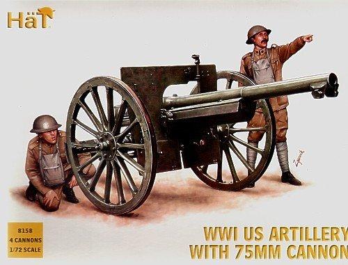 (HäT 8158-WWI US Artillery)