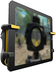 i Pad Trigger, Mobile Game Controller for i Pad, Gamepad with L1R1 Aim Trigger Game Shooter for Knives Out/Rules of Survival for Tablet,Gamepad Joystick,Mobile Controller