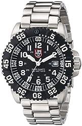 Luminox Navy Seal Colormark Black Dial Steel Mens Watch 3152