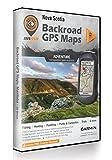Image of Nova Scotia Backroad GPS Maps