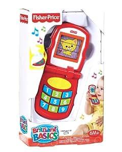 Mattel - Juguete con sonido para bebé (K9861) (importado)