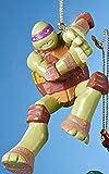 """3.75"""" Teenage Mutant Ninja Turtles Fighting Donatello Christmas Figure Ornament"""