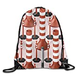 Nyc-candy Cool Drawstring Travel Sports Backpack