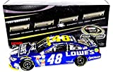 AUTOGRAPHED 2014 Jimmie Johnson #48 Lowe's Racing (Hendrick Motorsports) CHASE FOR THE SPRINT CUP (The Battles) Signed Lionel 1/24 NASCAR Diecast Car with COA (#313 of only 709 produced!)