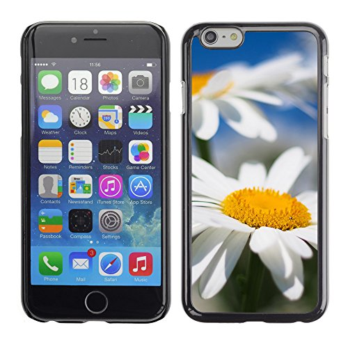 "Premio Sottile Slim Cassa Custodia Case Cover Shell // F00025953 Bokeh de daizies // Apple iPhone 6 6S 6G PLUS 5.5"""