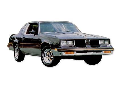 Amazon Oldsmobile 1985 1986 1987 442 Decals Stripes Kit