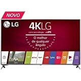 "Smart TV LG Ultra HD 49"" Painel IPS 4K 49UJ6525 com WebOS 3.5, HDR e Magic Mobile Connection"