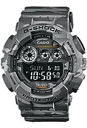 Casio G Shock GD-120CM-8ER G-Shock Uhr Watch Montre Camo Pack limited Edition